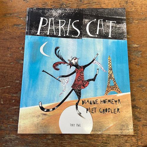 Paris Cat | Dianne Hofmeyr and Piet Grobler