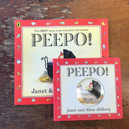 Peepo!   Janet and Allan Ahlberg
