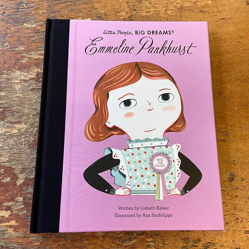 Emmeline Pankhurst [Little People Big Dreams]   Maria Isabel Sanchez Vegara