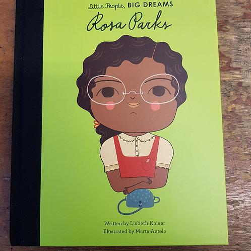 Rosa Parks [Little People Big Dreams] |  Lisbeth Kaiser