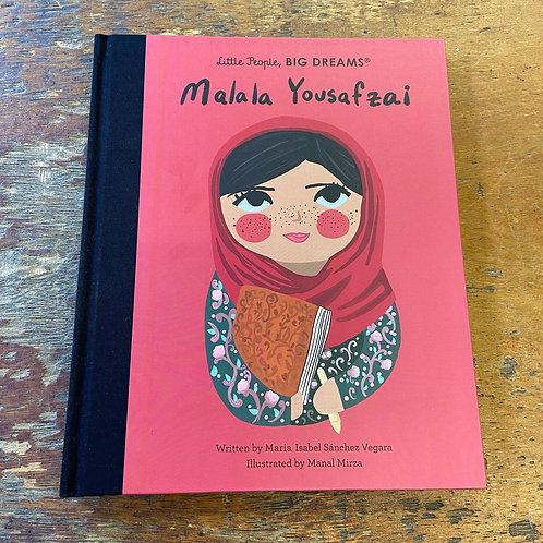 Malala Yousafzai [Little People Big Dreams]   Maria Isabel Sanchez Vegara