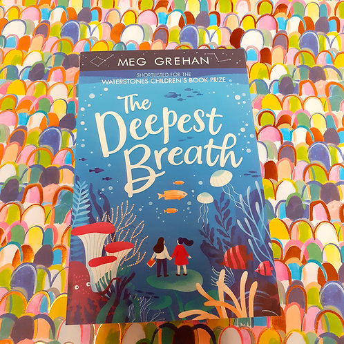 Deepest Breath | Meg Grehan