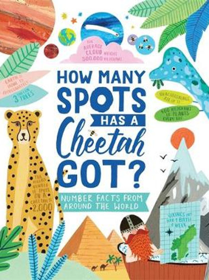 How Many Spots Has A Cheethah Got? | Steve Martin and Amber Davenport
