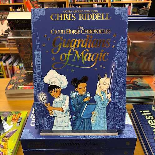 The Cloud Horse Chronicles: Guardians of Magic | Chris Riddell