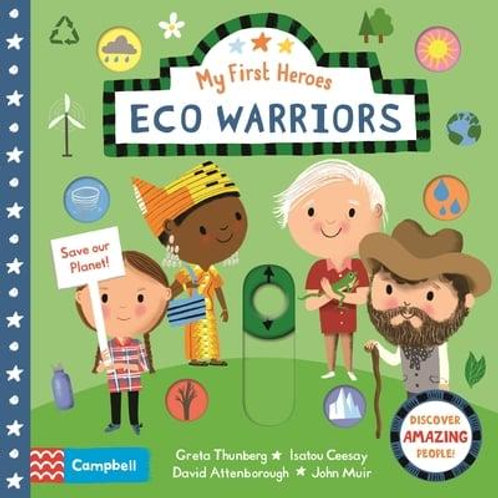 My First Heroes: Eco Warriors | Nila Aye