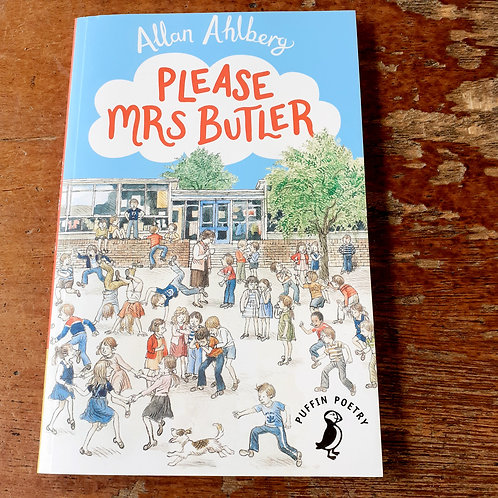 Please Mrs Butler | Allan Ahlberg