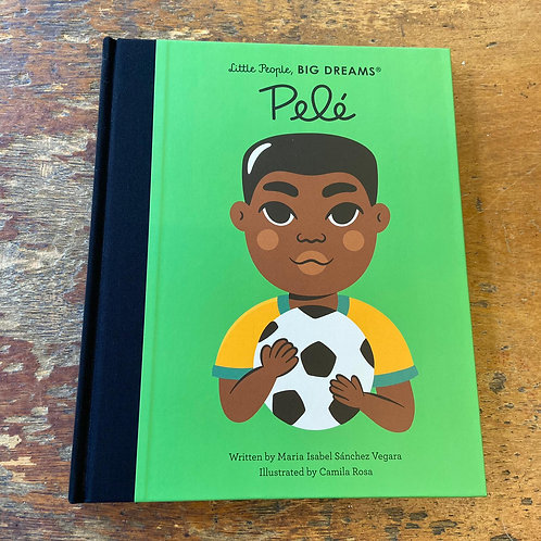 Pele [Little People Big Dreams] | Maria Isabel Sanchez Vegara
