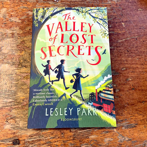 The Valley of Lost Secrets | Lesley Parr