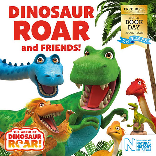 Pack of 50: Dinosaur Roar and Friends! | Peter Curtis and Jeanne Willis