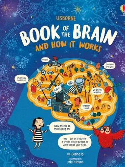Book of the Brain and How It Works  Betina Ip and Mia Nilsson
