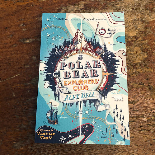 The Polar Bear Explorers' Club | Alex Bell