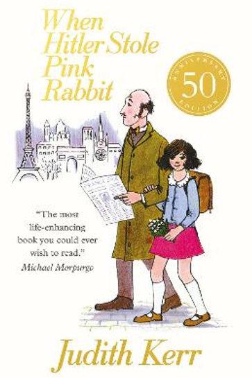 When Hitler Stole Pink Rabbit | Judith Kerr