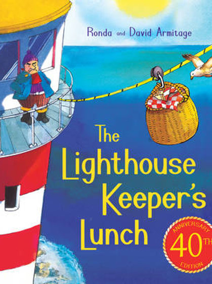 The Lighthouse Keeper's Lunch | Ronda and David Armitage