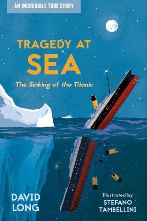 Tragedy At Sea | David Long and Stefano Tambellini