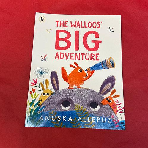The Walloos' Big Adventure | Anuska Allepuz