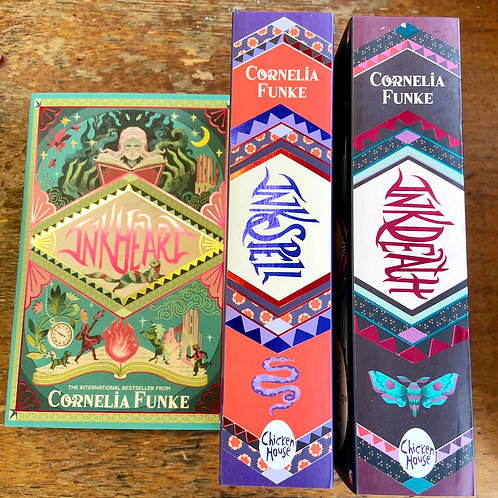 Inkheart Series | Cornelia Funke