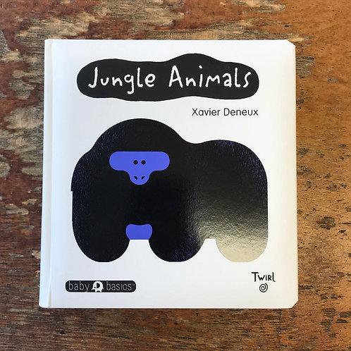 Jungle Animals | Xavier Deneux