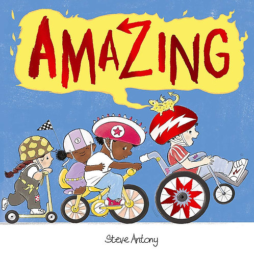 Amazing | Steve Antony