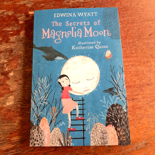 The Secrets of Magnolia Moon | Edwina Wyatt