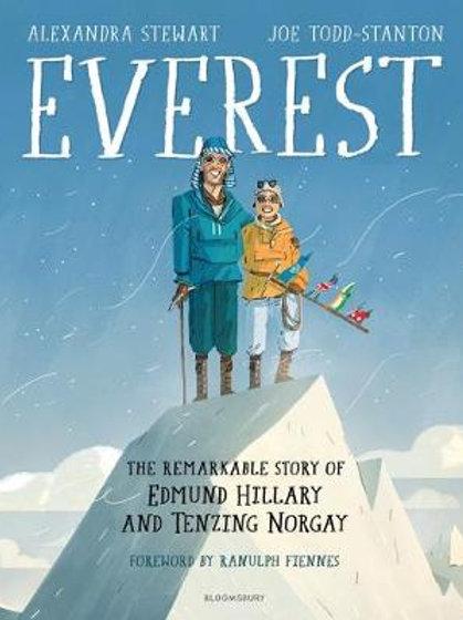 Everest | Alexandra Stewart