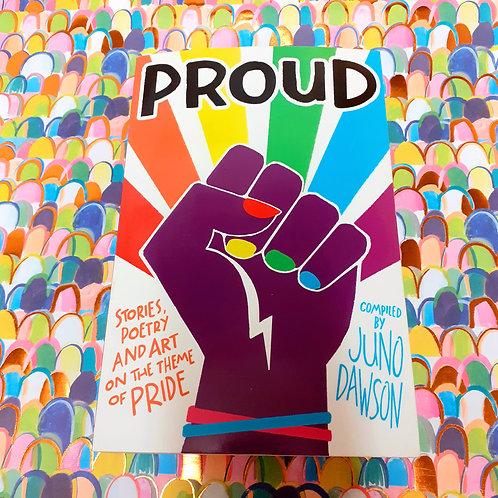 Proud | ed. Juno Dawson