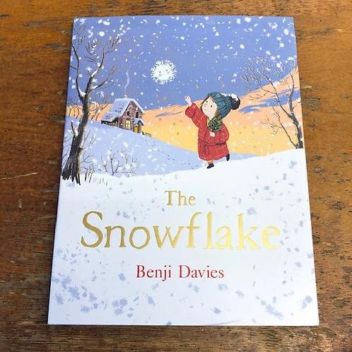 The Snowflake | Benji Davies