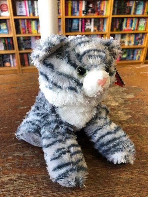 Mini Flopsie - Lily the Tabby Cat