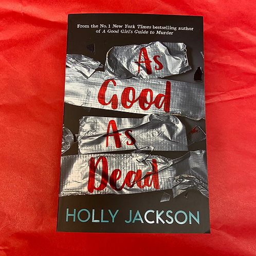 As Good As Dead   Holly Jackson