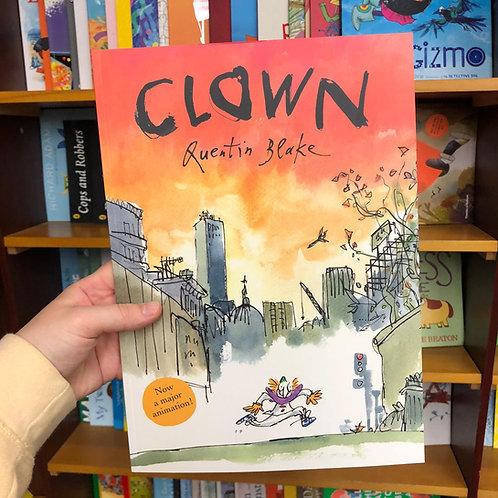 Clown | Quentin Blake