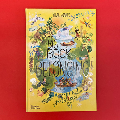 The Big Book of Belonging | Yuval Zommer