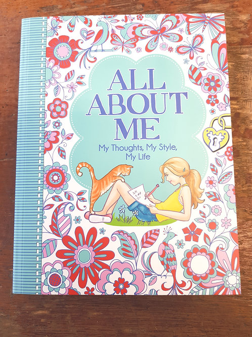 All About Me: My Thoughts, My Style, My Life | Chellie Carroll