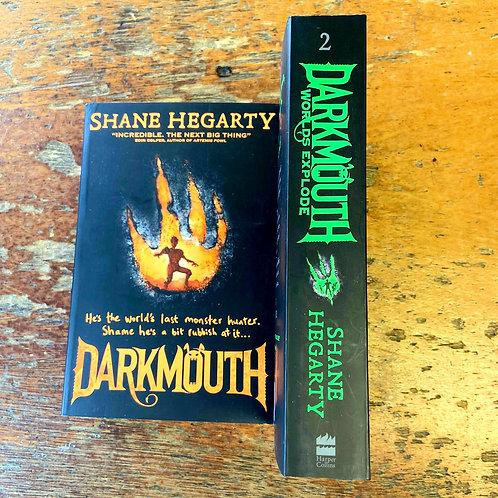 Darkmouth Series | Shane Hegarty