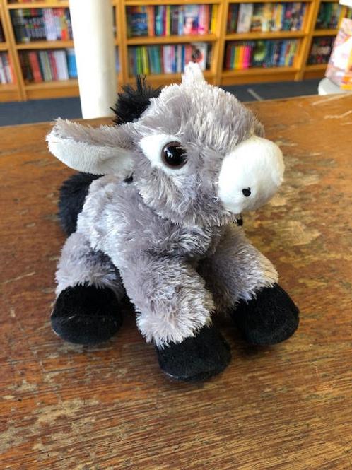 Mini Flopsie - Donkey Plush