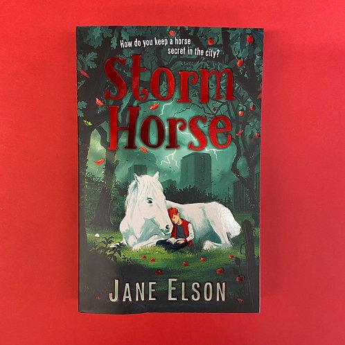 Storm Horse | Jane Elson