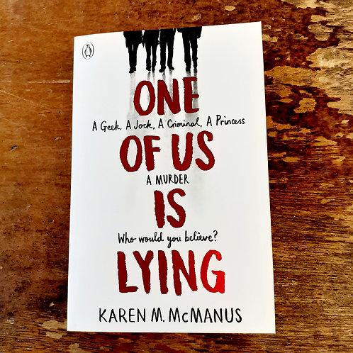 One of Us is Lying | Karen McManus