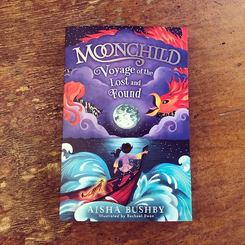 Moonchild: Voyage of the Lost and Found | Aisha Bushby