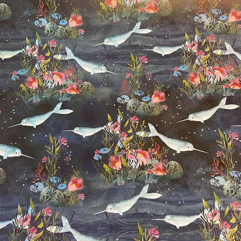 Narwhal Gift Wrap