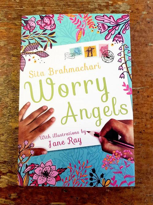 Worry Angels |  Sita Brahmachari