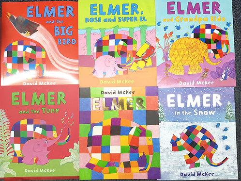 Elmer Series | David McKee