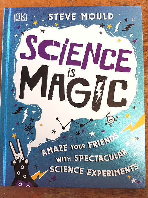 Science is Magic | Steve Mould