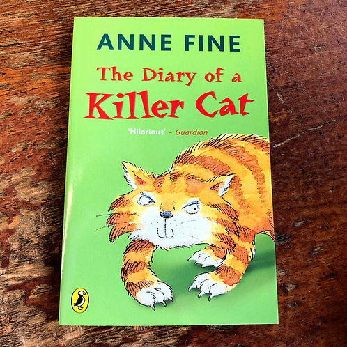 Diary of a Killer Cat | Anne Fine