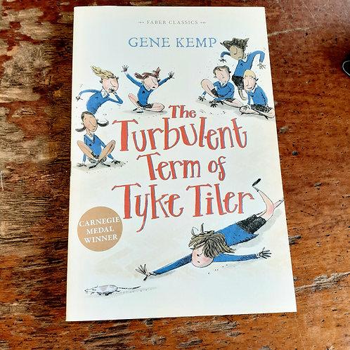 The Turbulent Term of Tyke Tiler | Gene Kemp