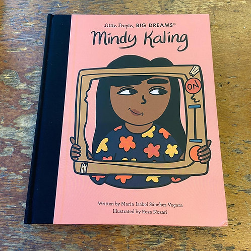 Mindy Kaling [Little People Big Dreams] | Maria Isabel Sanchez Vegara