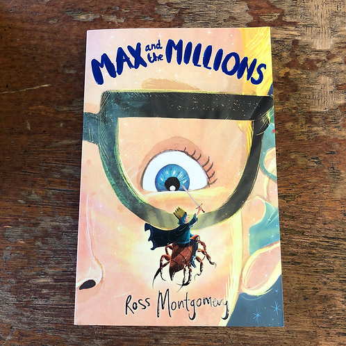 Max and the Millions | Ross Montgomery
