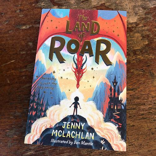The Land of Roar | Jenny McLachan