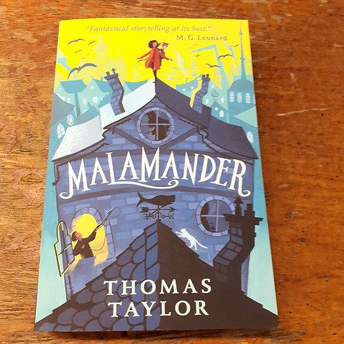 Malamander | Thomas Taylor