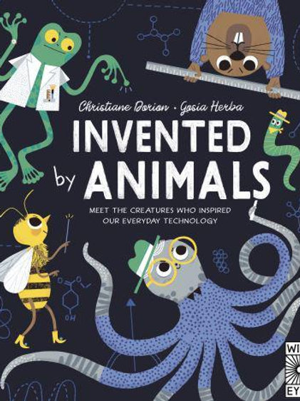 Invented By Animals | Christiane Dorion and Gosia Herba