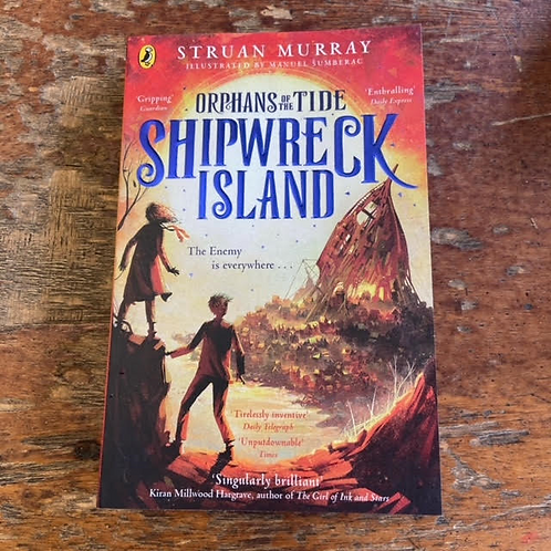 Orphans of the Tide: Shipwreck Island | Struan Murray