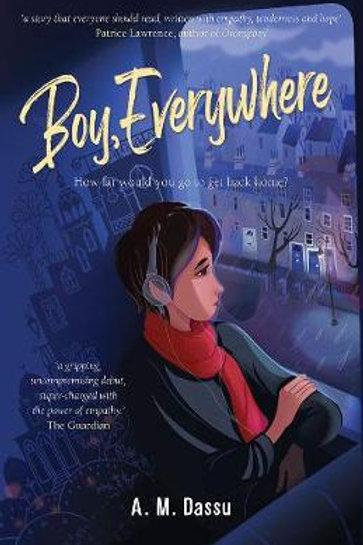 Boy, Everywhere | AM Dassu