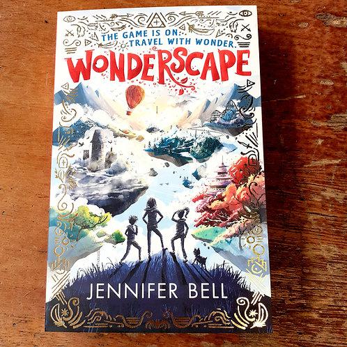 Wonderscape | Jennifer Bell